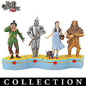 We're Off To See The Wizard Music Box Collection