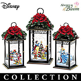Disney Magic Of The Season Table Centerpiece Collection
