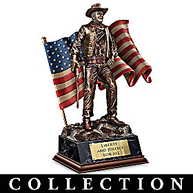 John Wayne: American Sculpture Collection