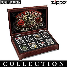 Men Of Mayhem Zippo® Lighter Collection