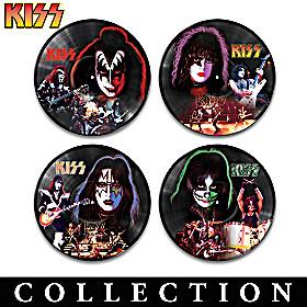 KISS Vinyl Revolution Wall Decor Collection