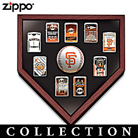 San Francisco Giants™ Zippo® Lighter Collection