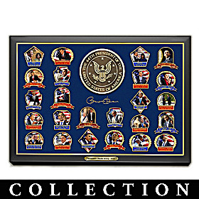 Presidential Legacy: Barack Obama Pin Collection