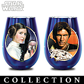 STAR WARS Glass Collection
