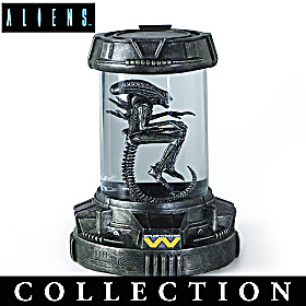 Aliens Containment Capsule Sculpture Collection