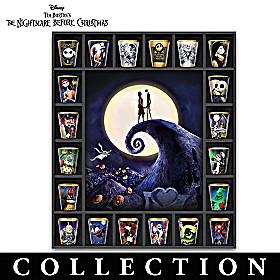 The Nightmare Before Christmas Toothpick Holder Collection