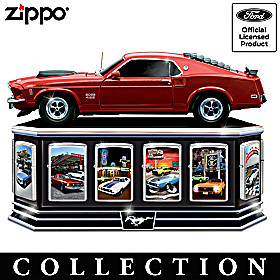 Mustang: American Muscle Zippo® Lighter Collection