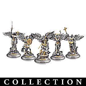 Miniature Archangels Sculpture Collection