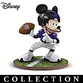 Football Fun-atics Baltimore Ravens Figurine Collection