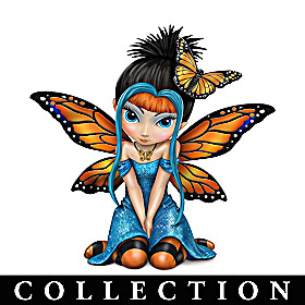 Butterfly Wishes Figurine Collection