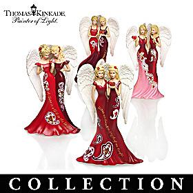Sisters Of Heartfelt Promises Figurine Collection