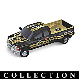 Victory Road Saints Pick-Up Sculpture Collection