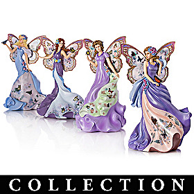 Enchanted Hope By Lena Liu Figurine Collection
