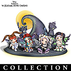 Fun With The Nightmare Before Christmas Figurine Collection