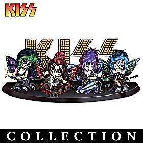 Jasmine Becket-Griffith KISS Tribute Figurine Collection