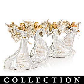 Dona Gelsinger Guiding Lights Angel Figurine Collection
