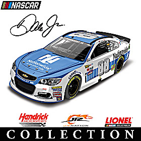 Dale Earnhardt Jr. No. 88 2017 Diecast Car Collection