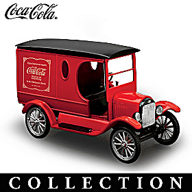 Racing With COCA-COLA Replica Model Kit Collection