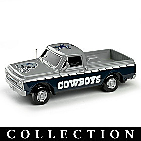 Victory Road Cowboys Pick-Up Sculpture Collection