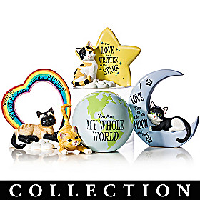 Our Love Is Out Of This World Figurine Collection
