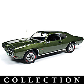 American Muscle Class Of 1968 Diecast Car Collection