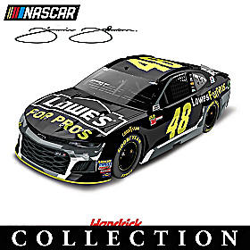 Jimmie Johnson 2018 Paint Scheme Diecast Car Collection