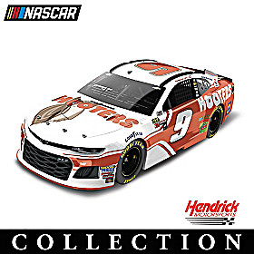Chase Elliott 2018 Paint Scheme Diecast Car Collection