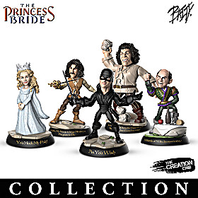 Brian Baity's The Princess Bride Figurine Collection