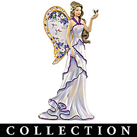 Lena Liu Angels Of Enchanted Beauty Figurine Collection