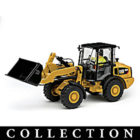 The Most Productive CAT Team Diecast Tractor Collection