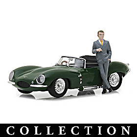 Steve McQueen 1:43-Scale Diecast Car Collection