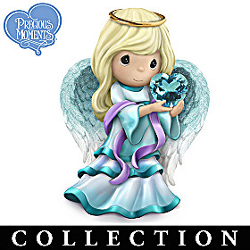 Precious Moments Strength Of Hope Figurine Collection