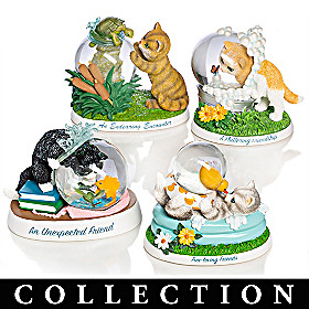 Kayomi Harai Cat-tivating Purr-sonality Figurine Collection