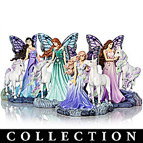 Mystic Wings Of Enchantment Figurine Collection
