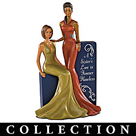 Soulfully Stylish Sisters Figurine Collection