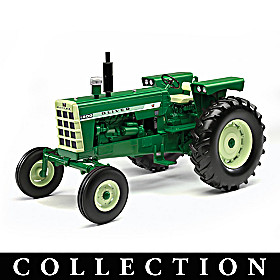 Oliver Diecast Tractor And Implement Collection