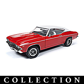 The Class Of 1969 Diecast Car Collection