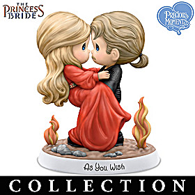 The Princess Bride Iconic Moments Figurine Collection