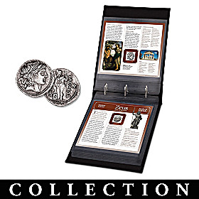 The Ancient Greek Silver Coin Design Collection