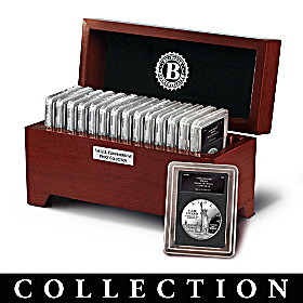 The U.S. Commemorative Proof Coin Collection
