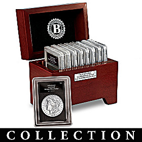 Silver Coins Of The Old San Francisco Mint Coin Collection