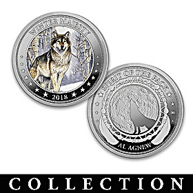 The Spirit Of The Pack Official Coin Collection