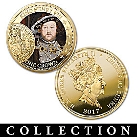 Historic British Sovereign 200th Anniversary Coin Collection