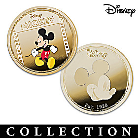 Disney Mickey Mouse Proof Collection