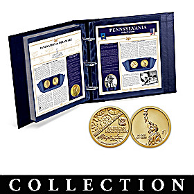 The American Innovation Dollar Coin Collection