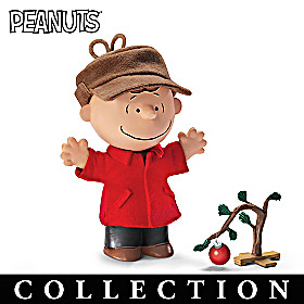 A Charlie Brown Christmas 50th Anniversary Doll Collection