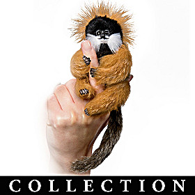 Amazing Amazon Finger Monkey Doll Collection