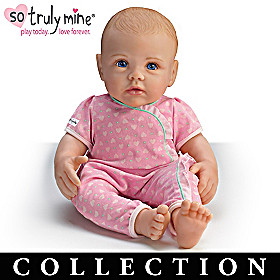 Blonde Hair, Blue Eyes Doll & More Collection
