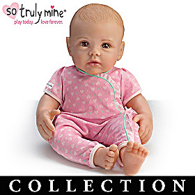 Blonde Hair, Brown Eyes Doll & More Collection