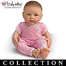 Dark Brown Hair, Hazel Eyes Doll & More Collection